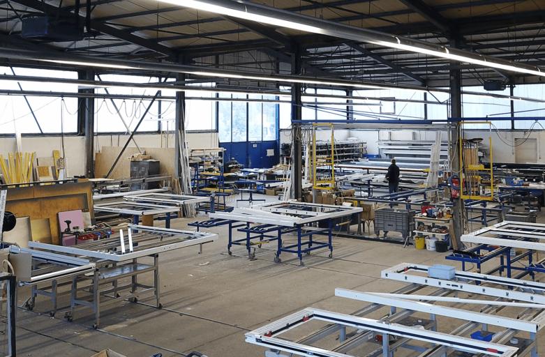 Roehn Metallbautechnik GmbH - Fenster